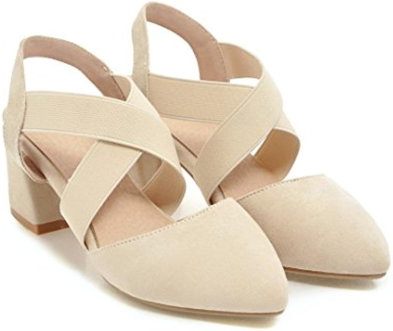 Sandales Nuevo Estilo Salvaje Versión Coreana Zapatos De Mujer Temporada De Verano Malla Transpirable Calzado Deportivo Cómodo Zapatos Planos 35 EU|Gris