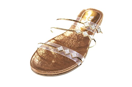 Wear & Walk UK , Sandales pour femme 42 Marron