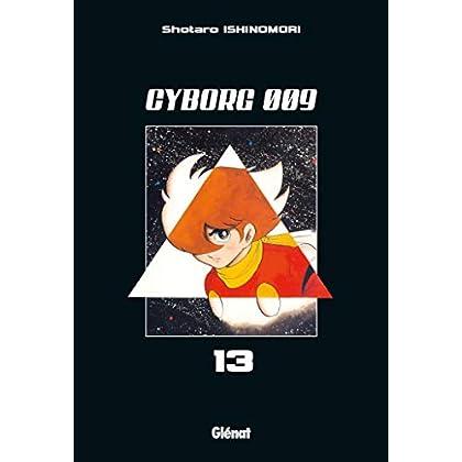 Cyborg 009 - Tome 13
