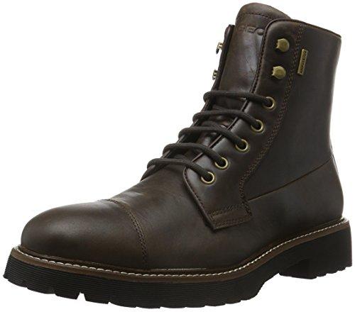 7af4386732e382 Geox B Boots Braun ABX U Kieven Coffeec6009 Herren Combat C 6qwx67F4r ...