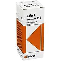 SYNERGON KOMPL SULFUR S156, 20 ml preisvergleich bei billige-tabletten.eu