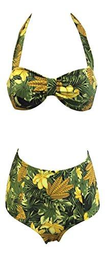 donna-allacciato-al-collo-a-vita-alta-annata-halterneck-bikini-l-40-42-eur-12-14-uk-tropicale