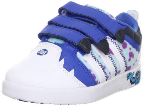adidas Performance Disney Monsters C G96331, Unisex-Baby Lauflernschuhe, Blau (BLAST BLUE F13 / RUNNING WHITE FTW / DARK ONIX), EU (Schuhe Monster)