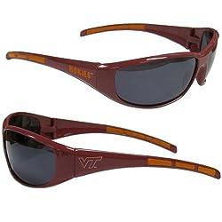NCAA Virginia Tech Hokies Wrap Sunglasses