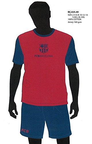 Pijama niño del Fútbol Club Barcelona – 2