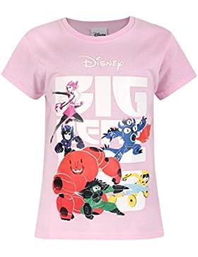 Niña - Disney - Big Hero 6 - Camiseta
