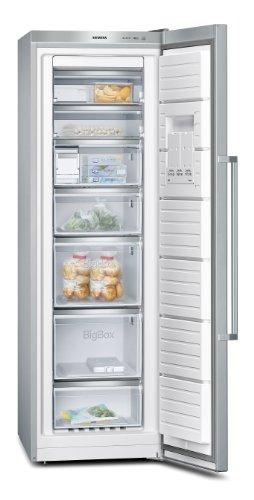 Siemens GS36NBI30 iQ500 Gefrierschrank / A++ / Gefrieren: 237 L / inox-antifingerprint / No Frost / BigBox / Eco Plus