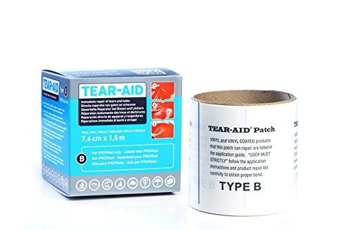 Tear-Aid Type B Kit de réparation rouleau
