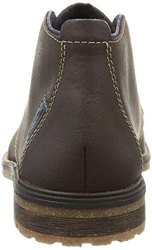 Rieker - F1310-27, Scarpe stringate Uomo Marrone (marrone)