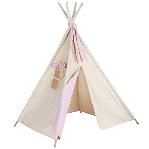 Barrutoys Estrellas Tipi Infantil, Color Rosa (440)
