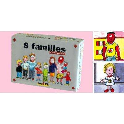 8 [huit] familles
