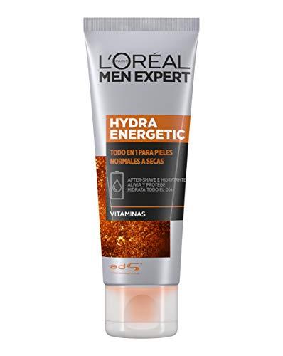 L Oréal Paris Men Expert Todo en 1 -  After shave + Crema hidratante para hombres -  75 ml