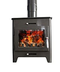 Saltfire ST1 Woodburning Stove DEFRA Approved EcoDesign