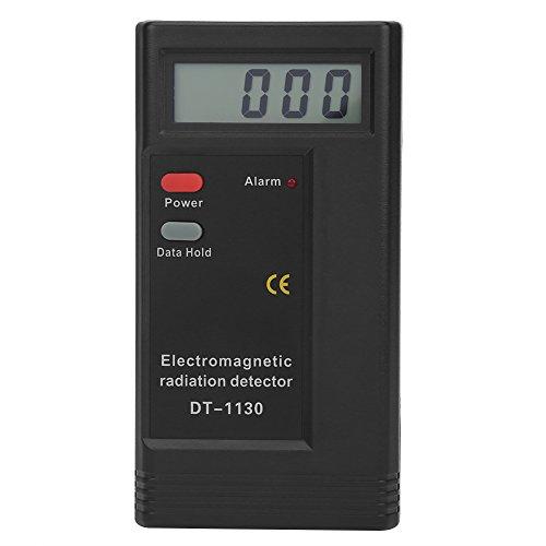 Detector de Radiación Electromagnética, Vbestlife EMF Medidor Tester LCD Digital con Pilas