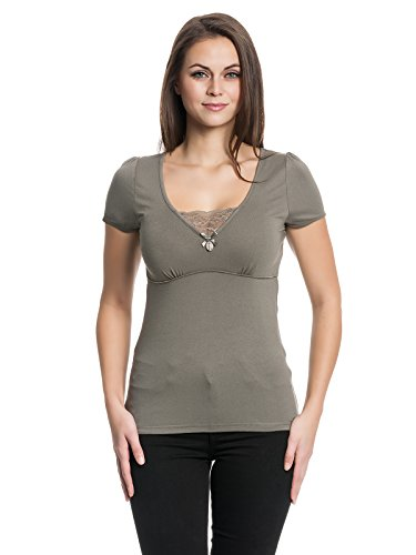 Vive Maria -  T-shirt - Donna verde XXL