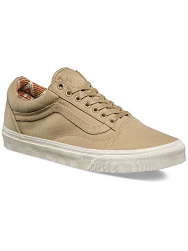 Vans Ua Old Skool Dx, Sneakers Basses Homme Beige
