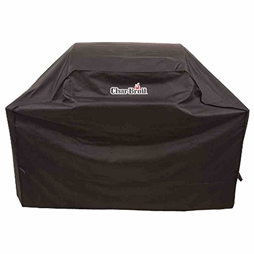 Char-Broil 140 765 – Universal 2-3 Burner Gas Barbecue Grill Cover, Black.