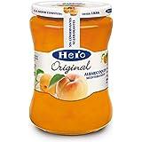 Hero - Original -Confitura de Albaricoques mediterráneos 345 gr - Pack de 6 (Total 2070 grams)