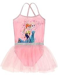 Disney El reino del hielo Chicas Traje de ballet 2016 Collection - Rosa