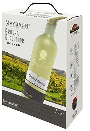 Maybach Grauburgunder trocken (1 X 3 L)