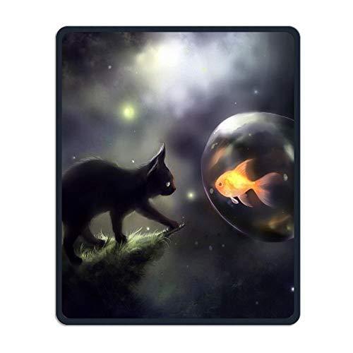 (Präzise Naht und dauerhaften Katzen Custome Einzigartige Mousepad Wasserfeste Büro - Forschung Spielen Mouse Pad - Mousepad)
