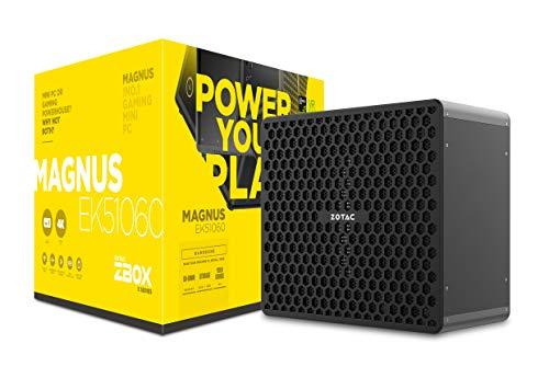 ZOTAC ZBOX MAGNUS EK51060 mini-PC Barebone (Intel Core i5-7300HQ quad-core, GeForce GTX 1060)
