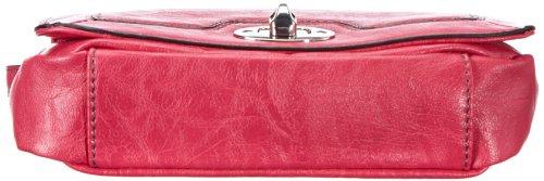 Gerry Weber Color Code 4080001142, Damen Umhängetaschen, Pink (pink 303), 21x13x5 cm (B x H x T) Pink (pink 303)
