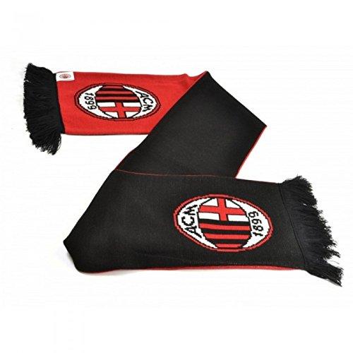 AC Milan Official – Bufanda bicolor