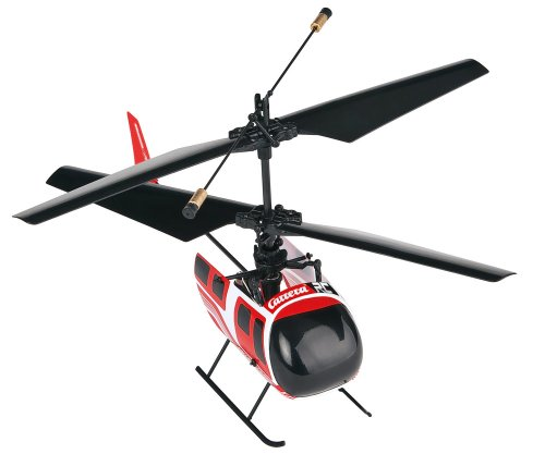 Imagen principal de Carrera RC 370501002 Red Eagle - Minihelicóptero de interior [Importado de Alemania]