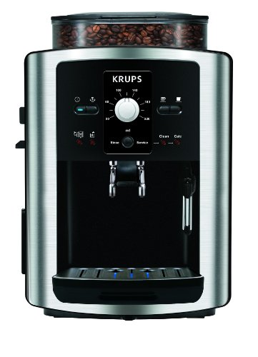 KRUPS EA 8010 Espresseria Automatic Kaffeevollautomat (Dampfdüse)
