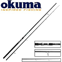 Okuma G-Force Pike 330cm 2,75Lbs Hecht- und Karpfenrute, Hechtrute, Karpfenrute, 2-teilige Allroundrute, Steckrute