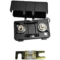 ETbotu KFZ Sicherungskasten Armlehne Aufbewahrung Box M/ünzkarten-Box Halter f/ür Subaru XV Forester Impreza schwarz