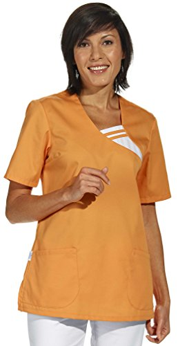 LEIBER Damen Schlupf-Jacke - kurzarm -  Gr:- S, Farbe:- Sun (Kochen, Kleidung)