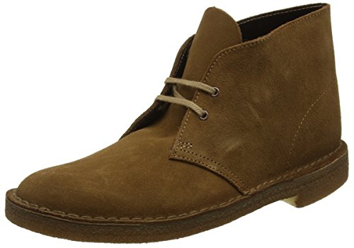 Clarks Originals Desert Boot, Chaussures de ville homme - Marron (Cola) - 44