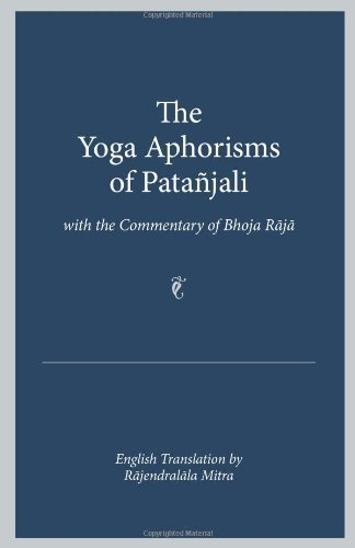 the-yoga-aphorisms-of-patanjali-by-rajendralala-mitra-2006-10-30