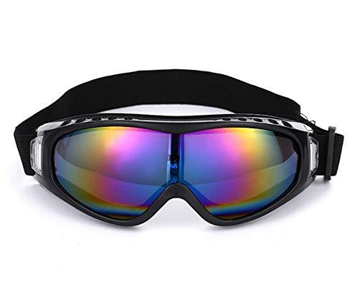 Sportsonnenbrille Polarisiert Outdoorbrillen Motorradsportbrillen Tragen Undurchlässige Fächer Taktische Skibrillen Colorful Damen Herren