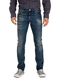 Meltin pot - Jeans Meltin' Pot Melton UK172 - Bleu