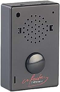 infactory Voice-Guard: Spielt Ihre Nachricht per Bewegungssensor