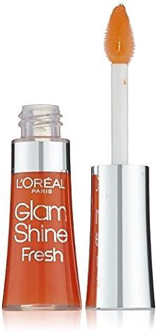 L'Oréal GLAM SHINE Rouges à Lèvres FRAIS 187