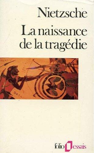 La Naissance De La Tragedie [Pdf/ePub] eBook