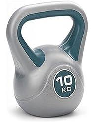York Fitness - Pesa rusa (vinilo) Dark Green 10kg Talla:10kg