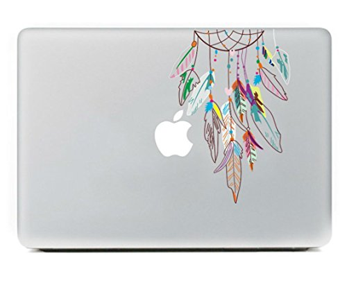 Stillshine Super dünn Removable Bunte Muster Sticker Aufkleber Skin für Apple MacBook Pro / Air 13