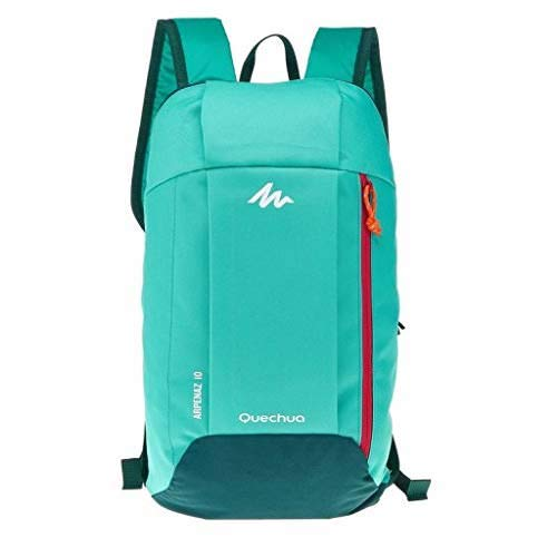Quechua Arpenaz Hiking Backpack 10 L ( Mint Inexperienced) Image 2