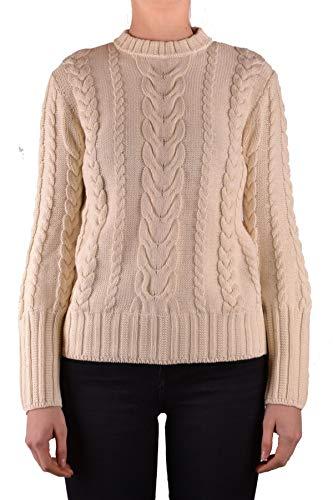 Ralph Lauren Luxury Fashion Damen MCBI37058 Beige Sweater | Jahreszeit Outlet