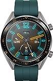 Huawei Watch GT Active Smartwatch (3,53 cm (1,39 Zoll) AMOLED Touchscreen, GPS, Fitness Tracker, Herzfrequenzmessung,5 ATM wasserdicht) Dunkelgrün