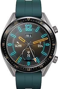 "Huawei Watch GT Active Smartwatch, Display Touch 1.39"" AMOLED, Fitness Tracker con GPS, Rilevazione Battito Cardiaco, Resistente all'Acqua 5 ATM, Verde Scuro"