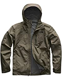 The North Face Dryzzle Chaqueta, Hombre, New Taupe Green, L