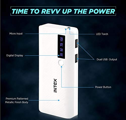 Intex Power Bank 10000 mAh- Power 05 Image 3