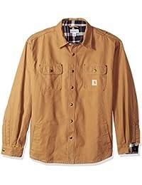 Carhartt hombres de la ropa, L, Frontier Brown, 1