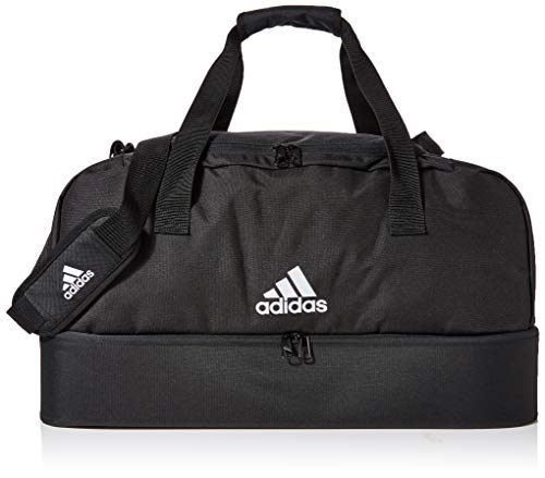 adidas Tiro M Duffelbag, Black/White, One Size